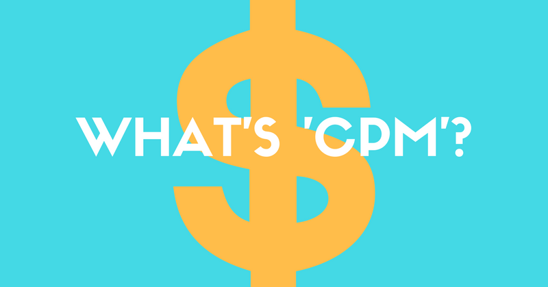 What's 'CPM' on YouTube? - Why Video Is Great