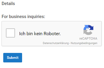YouTube Captcha