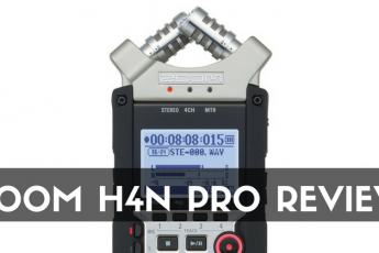 Zoom H4n Pro Review