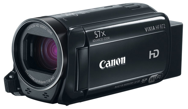 canon vixia hf r70 manual