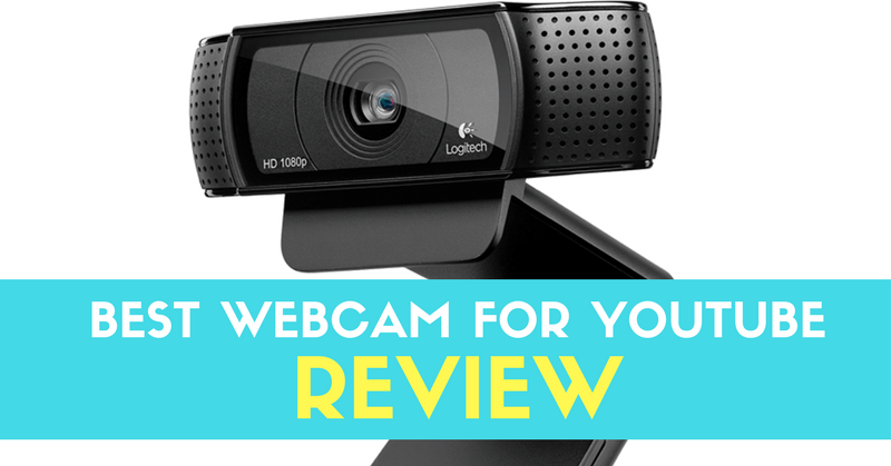 best webcam for youtube