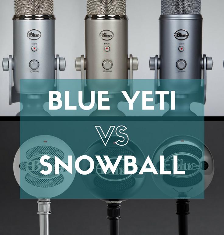 blue snowball vs yeti