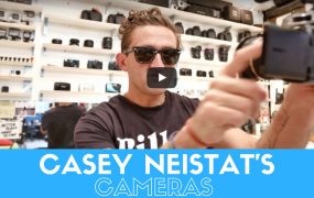 Casey Neistat's Favorite Cameras – This Is His Setup