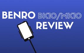 Benro BK10/MK10 Monopod Selfie Stick Review