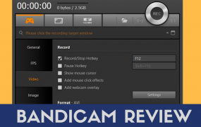 Bandicam Review – How good is Bandicam?