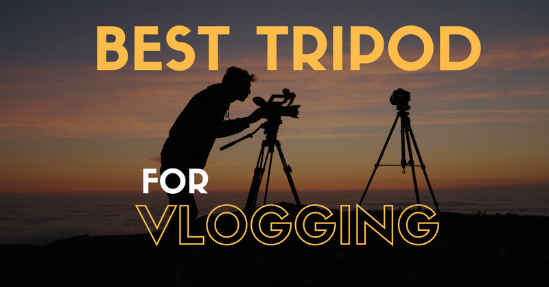 best tripod for vlogging